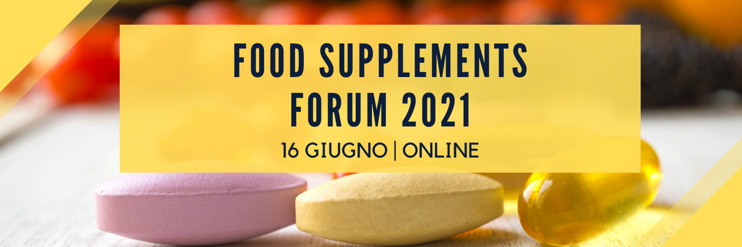 Food Supplements Forum 2021